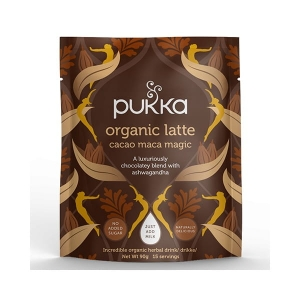 Pukka Organic Latte Cacao Maca Magic 90g