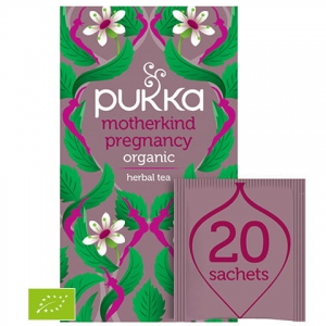 Pukka Motherkind Pregnancy 20 saszetek