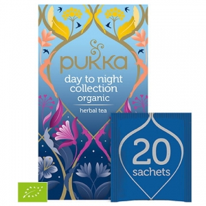 Pukka Herbata Day to Night Collection 20 saszetek