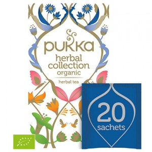 PUKKA Herbal Collection Mix herbat