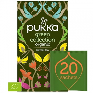 Pukka Green Collection  20 saszetek