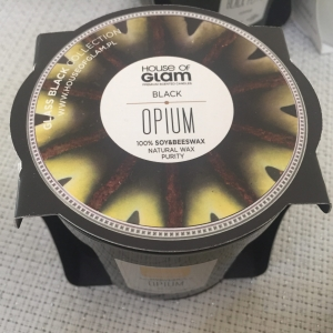 "HOUSE OF GLAM® ""Black Opium"" – GLASS BLACK COLLECTION"