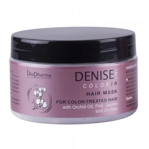 DENISE Line COLOR IN Maska do włosów farbowanych 250 ml