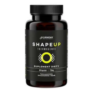 GRINDAY Shape Up –Thermogenic*- 60 kapsułek