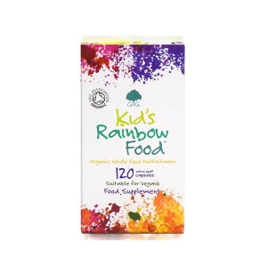 G&G Kids Rainbow Food 120 mini kapsułek