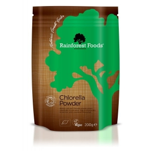 Rainforest Foods Chlorella BIO (200g)