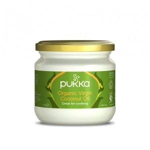 PUKKA Virgin Coconut oil - Olej kokosowy