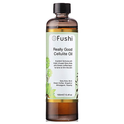 Fushi Really Good Cellulite Oil 100ml - olejek antycellulitowy